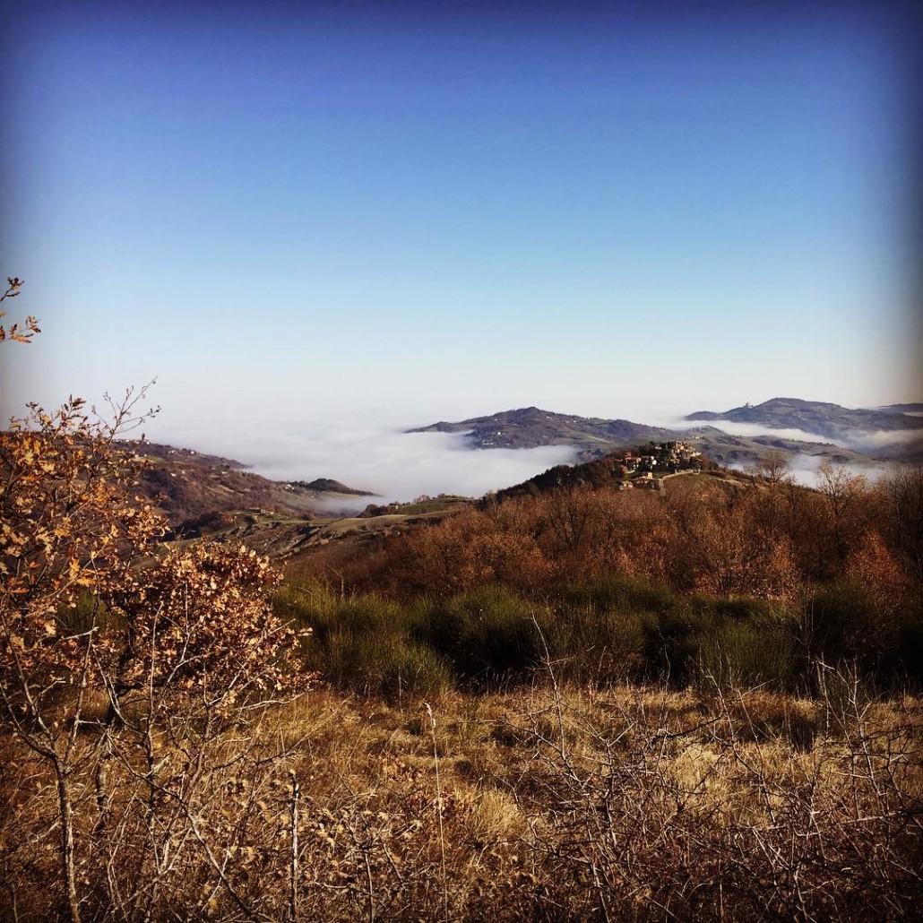 cavejabikecup rock race mountainbike mtb rimini samarino montefeltro landscape autunnohellip