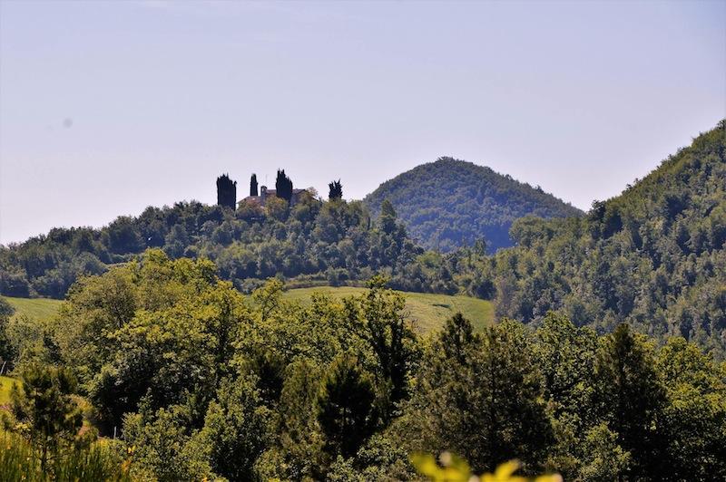 Panorama dalle Cesane - Foto Dan Petcu